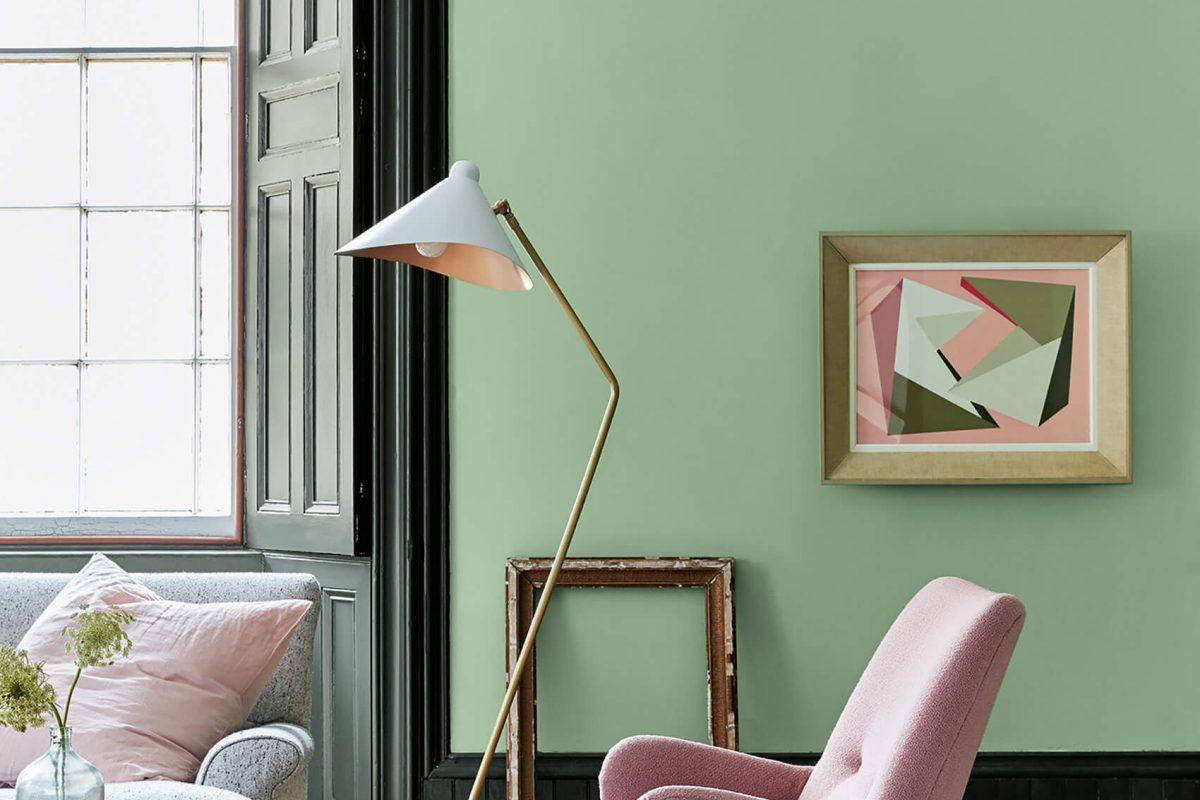 Pea Green 91, Leather 191